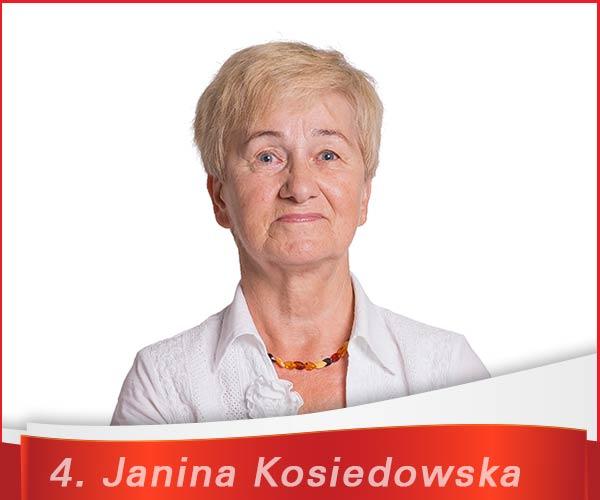 Janina Kosiedowska