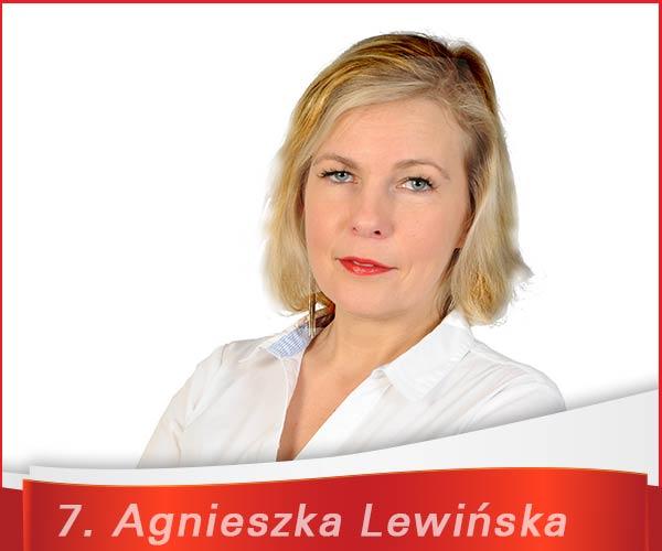 Agnieszka Lewińska