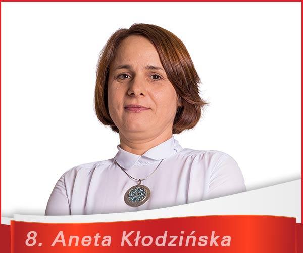 Aneta Kłodzińska