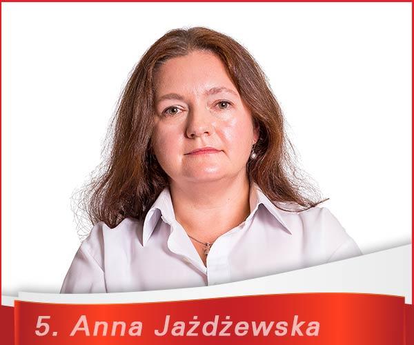 Anna Jażdżewska