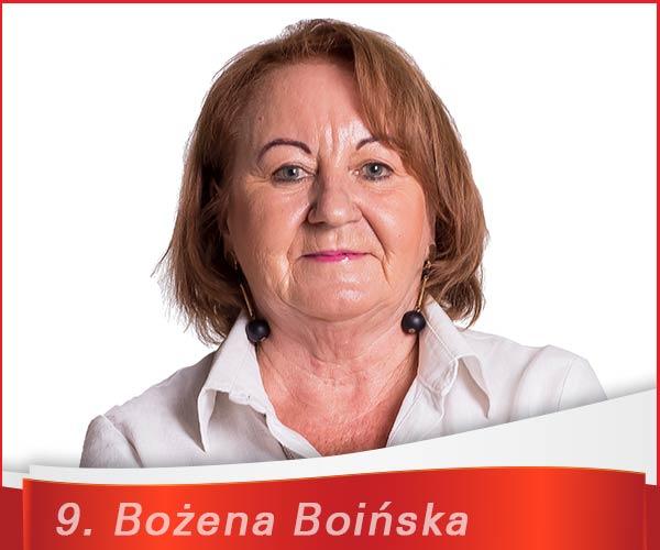 Bożena Boińska